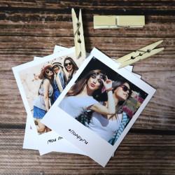 Фото в стиле Polaroid